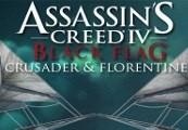 Assassin's Creed IV Black Flag - Crusader & Florentine Pack DLC Uplay CD Key