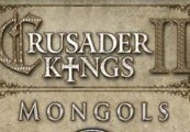 Crusader Kings II - Mongol Faces DLC Steam CD Key