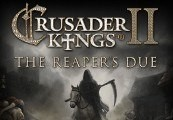 Crusader Kings II - The Reaper's Due Expansion RU VPN Required Steam CD Key