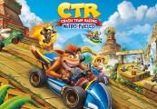 Crash Team Racing Nitro-Fueled EU PS4 CD Key