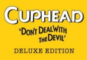 Cuphead Deluxe Edition Steam CD Key
