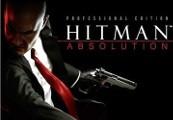 Hitman Absolution Professional Edition Steam CD Key
