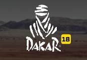 Dakar 18 EU PS4 CD Key