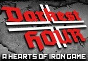 Darkest Hour: A Hearts of Iron Game Clé Steam