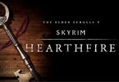 The Elder Scrolls V: Skyrim - Hearthfire EU DLC Steam CD Key