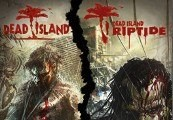 Dead Island GOTY + Dead Island Riptide Complete Edition Steam CD Key