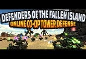 DEFENDERS OF THE FALLEN ISLAND Steam CD Key