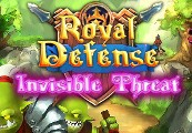 Royal Defense - Invisible Threat DLC Steam CD Key