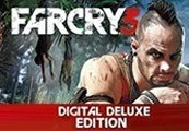 Far Cry 3 Deluxe Edition Steam CD Key
