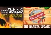 Cook, Serve, Delicious Bundle Steam CD Key
