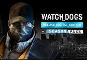 Watch Dogs Deluxe Edition + Season Pass Uplay CD Key