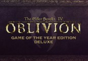 The Elder Scrolls IV Oblivion GOTY Edition Deluxe Chave Steam
