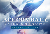 ACE COMBAT 7: SKIES UNKNOWN Deluxe Edition EU Steam Altergift