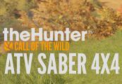 theHunter: Call of the Wild - ATV Saber 4X4 DLC Clé Steam