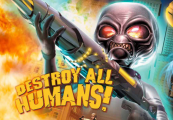 Destroy All Humans! PRE-ORDER EU Steam CD Key