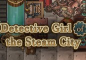 Detective Girl of the Steam City Steam Altergift
