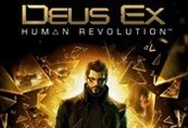Deus Ex: Human Revolution Steam CD Key