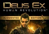 Deus Ex: Human Revolution Augmented Edition Steam CD Key
