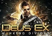 Deus Ex: Mankind Divided RoW Clé Steam