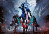Devil May Cry 5 Deluxe Edition EU Steam CD Key
