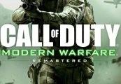 Call of Duty: Modern Warfare Remastered EU Steam CD Key