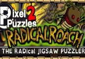 Pixel Puzzles 2: RADical ROACH Steam CD Key