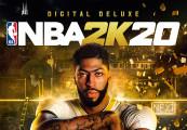 NBA 2K20 Digital Deluxe US XBOX One CD Key