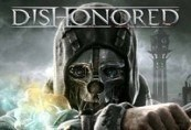 Dishonored PL/HU/CZ/SK EU Steam CD Key