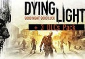 Dying Light + 3 DLC Pack Uncut Steam CD Key