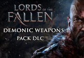 Lords of the Fallen - Demonic Weapon Pack Steam CD Key