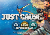 Just Cause 3 - Air, Land and Sea Expansion Pass DLC RU VPN Required Steam Gift