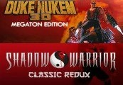 Duke Nukem 3D and Shadow Warrior Bundle Steam CD Key