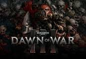 Warhammer 40,000: Dawn of War III EU Clé Steam