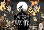 Don't Starve Together 2-Pack Steam Gift