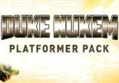 The Duke Nukem Platformer Pack Steam CD Key