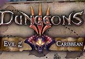 Dungeons 3 - Evil of the Caribbean DLC Steam CD Key