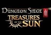 Dungeon Siege III: Treasures of the Sun DLC Steam CD Key