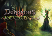 Dungeons 3 - An Unexpected DLC PS4 CD Key