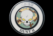 CS:GO - Series 1 - Dust 2 Collectible Pin