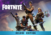 Fortnite Deluxe Edition + Storm Master Weapon Pack DLC Digital Download CD Key