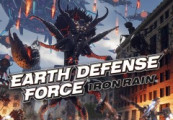 Earth Defense Force: Iron Rain EU PS4 CD Key