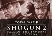 Total War Shogun 2: Fall Of The Samurai Collection Chave Steam