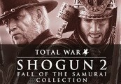 Total War Shogun 2: Fall Of The Samurai Collection + Blood Pack Steam CD Key