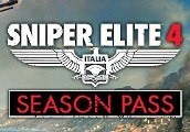 Sniper Elite 4 - Season Pass RoW Steam CD Key