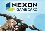 Nexon 5 000 Cash Points Game Card EU