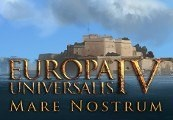 Europa Universalis IV - Mare Nostrum Expansion RU VPN Activated Steam CD Key