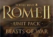 Total War: ROME II - Beasts of War Unit Pack DLC Steam CD Key
