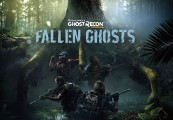 Tom Clancy's Ghost Recon Wildlands - Fallen Ghosts DLC RoW Uplay CD Key