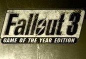 Fallout 3 GOTY + Fallout New Vegas ROW Steam CD Key