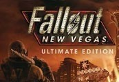 Fallout: New Vegas Ultimate Edition RoW Steam CD Key